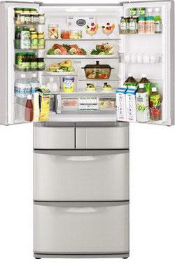 Многокамерный холодильник Hitachi R-SF 48 EMU SH