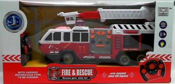 Машинка пожарная YAKO Y 18743066