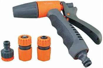 Набор пистолет для полива с комплектом соединителей BELAMOS YM 7508 цены онлайн
