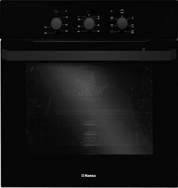 Встраиваемый электрический духовой шкаф Hansa BOES 68162 Simplex электрический шкаф hansa boec68209 вишневый