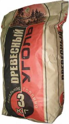 Уголь Древуголь древесный березовый 3 кг уголь древесный грилькофф firebox отборный 1 5 кг
