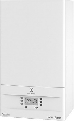 Котел отопления Electrolux GCB 24 Basic Space Fi универсальный котел для отопления дома