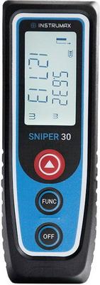 Лазерный дальномер Instrumax SNIPER 30 дальномер лазерный sturman lrf 2000
