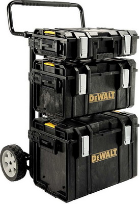 Ящик с колесами DeWalt TOUGH SYSTEM 1-70-349 4 IN 1