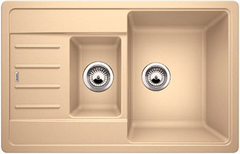 Кухонная мойка BLANCO LEGRA 6S Compact шампань цена и фото