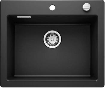 Кухонная мойка BLANCO PALONA 6 керамика черный кухонная мойка ukinox stm 800 600 20 6