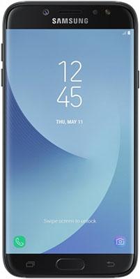 Мобильный телефон Samsung Galaxy J7 (2017) черный