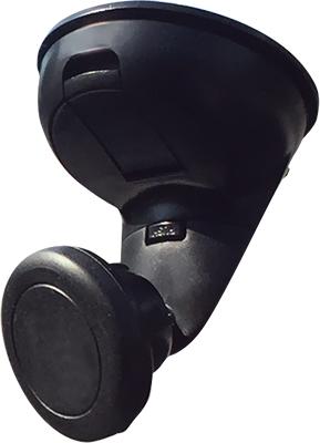 Автомобильный держатель Kromax STOCKER-01 черный автомобильный держатель kromax stocker 04