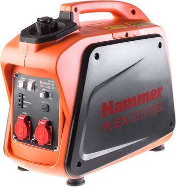 Электрический генератор и электростанция Hammer GN 2000 i цена и фото