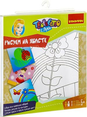 Набор для рисования Bondibon Цветок ВВ1992А roberto verino vv tropic