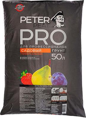 Грунт PETER PEAT Садовый Универсальный  линия ПРО  50л peter maglathlin reimagining work