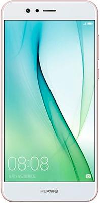 Мобильный телефон Huawei Nova 2 4/64 золотистый мобильный телефон huawei nova lite 2 16 gb золотистый