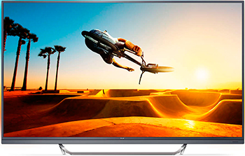 4K (UHD) телевизор Philips 65 PUS 7502 телевизор philips 48pft4100