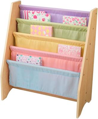 Эксклюзивный книжный шкаф KidKraft ''Pastel'' 14225_KE