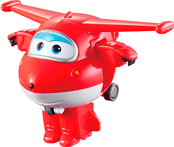 Фото Супер-трансформер Super Wings Джетт