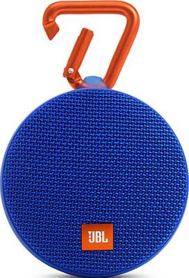все цены на Портативная акустическая система JBL CLIP 2 BLUE