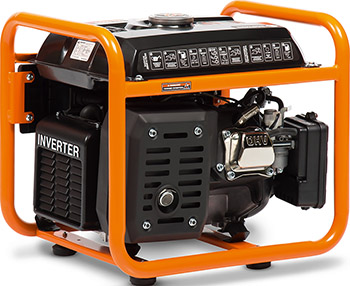 Электрический генератор и электростанция Daewoo Power Products GDA 4800 i генератор бензиновый daewoo gda 2300