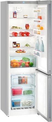 Двухкамерный холодильник Liebherr CNel 4813 двухкамерный холодильник liebherr cnp 4813
