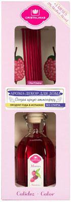 Арома-диффузор CRISTALINAS Mikado для жилых помещений с ароматом ежевики и малины 180мл
