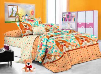 Комплект постельного белья Sweet Baby Grande Сucciolo alor grande holiday resort 3 гоа