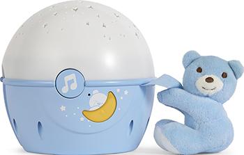 Игрушка-проектор Chicco ''Звёзды'' голубой