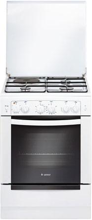 Комбинированная плита GEFEST Брест 6110-02 комбинированная плита gefest 6110 02 0001