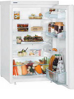 Однокамерный холодильник Liebherr T 1400 холодильник liebherr t 1414 20 1кам 107 15л 85х50х62см бел