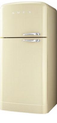 Двухкамерный холодильник Smeg FAB 50 PS