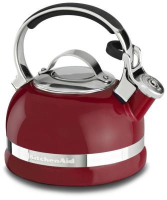 Чайник KitchenAid KTEN 20 SBER чайник электрический kitchenaid 5kek1722esx