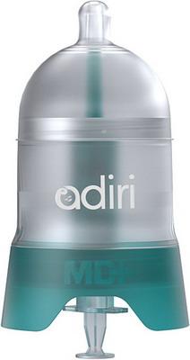 Набор для кормления детей Adiri MD+ (118 мл) светло-зеленая adiri бутылочка nxgen 2 nurser 6 9 мес 281 мл adiri blue