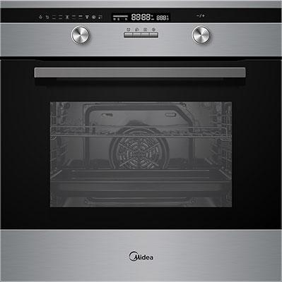 Встраиваемый электрический духовой шкаф Midea 65 DAE 30127 электрический шкаф midea 65dme40119 черный