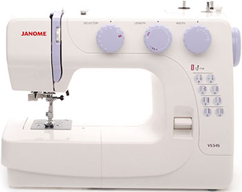 Швейная машина JANOME VS 54 S швейная машинка janome sew mini deluxe