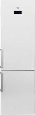 Двухкамерный холодильник Beko RCNK 321 E 21 W двухкамерный холодильник beko rcne 520 e 21 zx