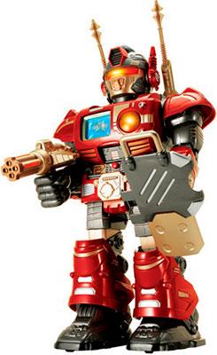 Интеллектуальный Happy Kid Toy Робот-сержант (на и/к управлении 38 см)