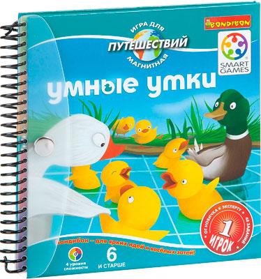 Настольная игра Bondibon Умные утки арт.SGT 270 RU игра фокус памяти 1514 ru