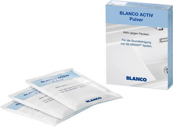 Чистящее средство BLANCO ACTIV 520784 чистящее средство polish multi 511894 blanco