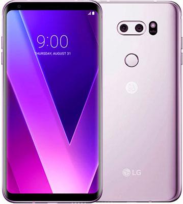 Мобильный телефон LG V 30+ фиолетовый lg v k706w02ny