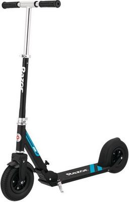 Самокат и скейтборд Razor A5 Air черный 070905 колеса велосипедные shimano mt35 переднее и заднее 27 5 center lock цвет черный ewhmt35fr7be