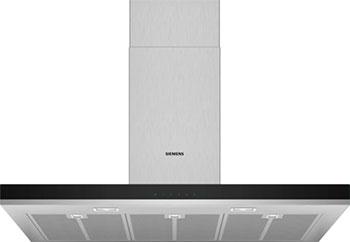 Вытяжка со стеклом Siemens LC 97 BHM 50 вытяжка кухонная siemens lc45sk950w