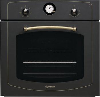 Встраиваемый электрический духовой шкаф Indesit IFVR 500 AN встраиваемый электрический духовой шкаф smeg sf 4120 mcn
