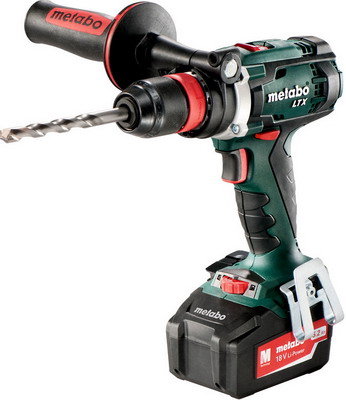 цена на Дрель-шуруповерт Metabo BS 18 LTX Quick 602193650