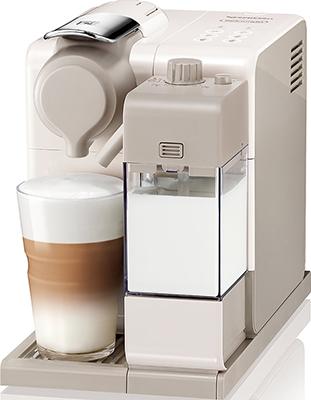 Кофемашина капсульная DeLonghi Nespresso EN 560.W мультиварка delonghi fh 1394 2300 вт 5 л белый черный