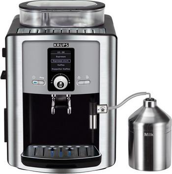 Кофемашина автоматическая Krups EA 8050 PE Compact Espresseria кофемашина krups ea810770