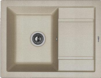 Кухонная мойка Florentina Липси-660 660х510 грей FSm цена