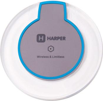 цена Беспроводная зарядка Harper QCH-3090 GREY