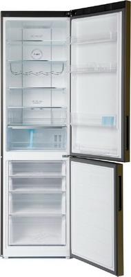 Фото - Двухкамерный холодильник Haier C2F 737 CDBG двухкамерный холодильник hitachi r vg 472 pu3 gbw