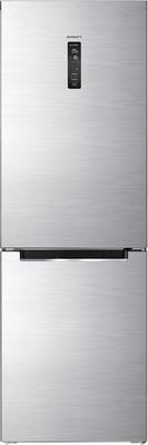 Двухкамерный холодильник Kraft KF-FN 240 NFX нержавеющая сталь