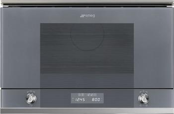 Встраиваемая микроволновая печь СВЧ Smeg MP 122 S1