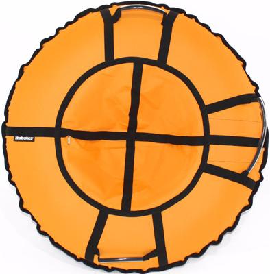 Тюбинг Hubster Хайп оранжевый (90см) во4467-2 тюбинг belon тент оранжевый св 004 т2 счо оранжевый пвх