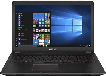 Ноутбук ASUS FX 753 VD-GC 367 (90 NB0DM3-M 09530)